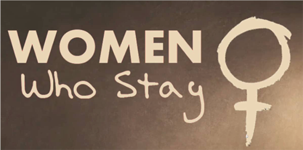 Women Who Stay Logo