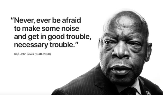 MLK Celebration & John Lewis Good Trouble Discussion